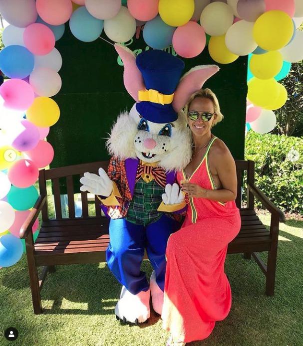 Zuzana Belohorcová si užívala Velikonoce na Miami.
