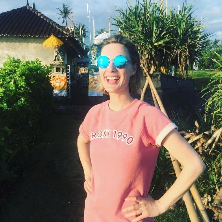 Olympijská šampionka Eva Samková s jednou z nejlepších zpěvaček u nás Barborou Polákovou natáčejí videoklip na Bali