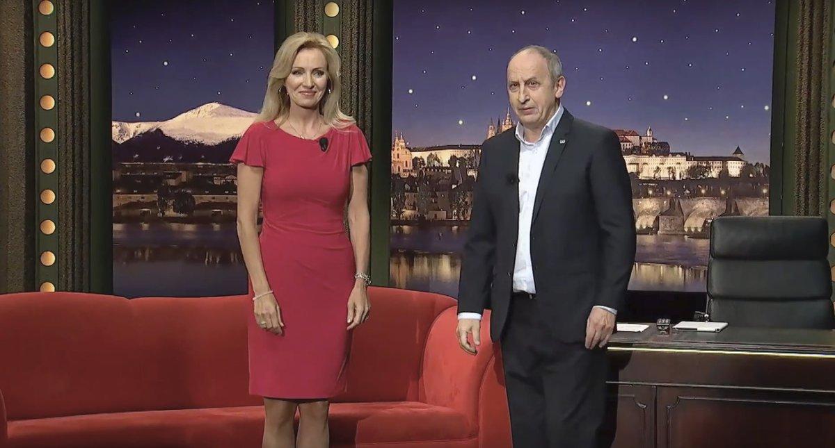 Jan Kraus podle diváků uboze zesměšil herečku Kateřinu Brožovou a mladého herce Jana Františka Uhera