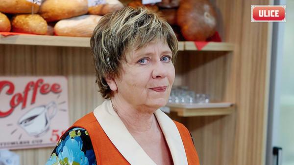 Jaroslava Obermaierová jak Vilma Nyklová v Ulici
