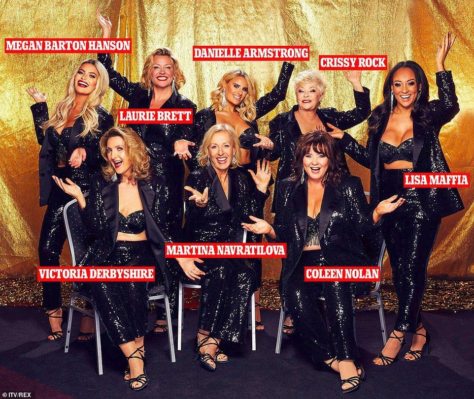 Martina Navrátilová se zúčastní britské reality show