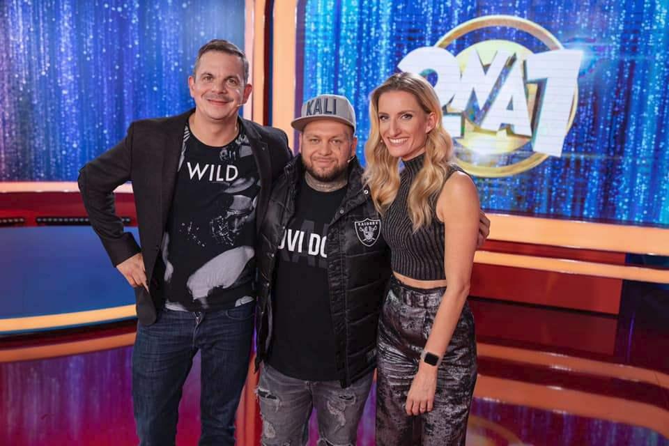 Televizní show 2 na 1 s Adelou Vinczeovou je zrušena