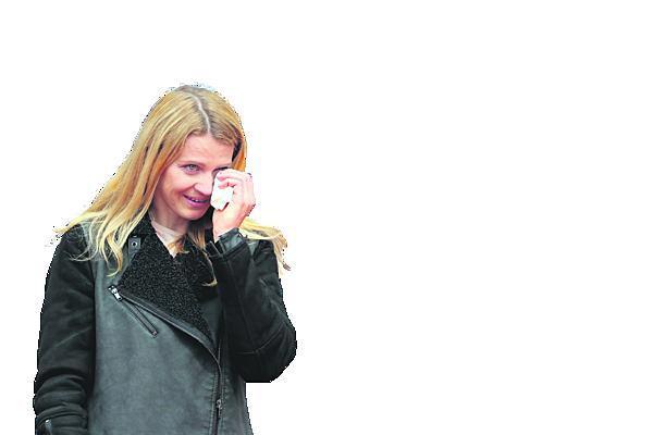 Takhle si prý Lucie Šafářová dlouho nepoplakala. Loučení ji pěkně vzalo.