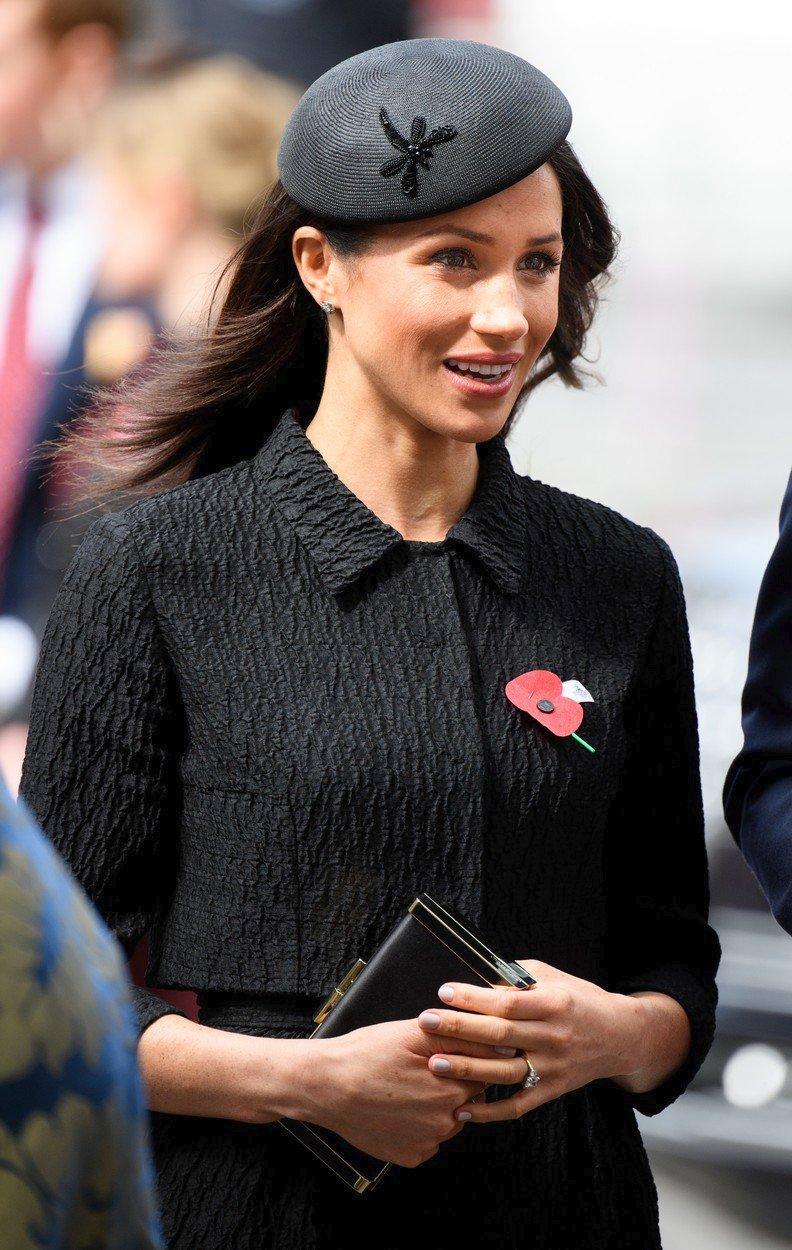 Takhle se v čase měnila vévodkyně Meghan