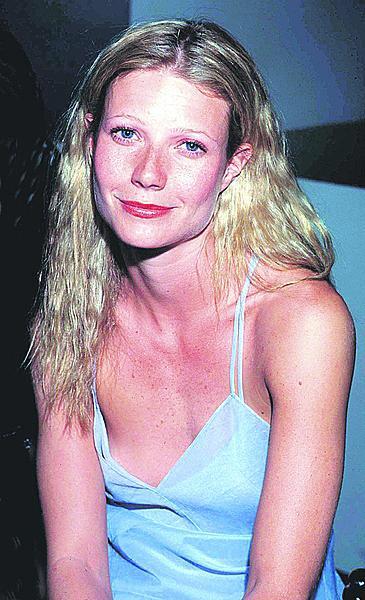 1999 Takhle vypadala Gwyneth ve 27 letech.
