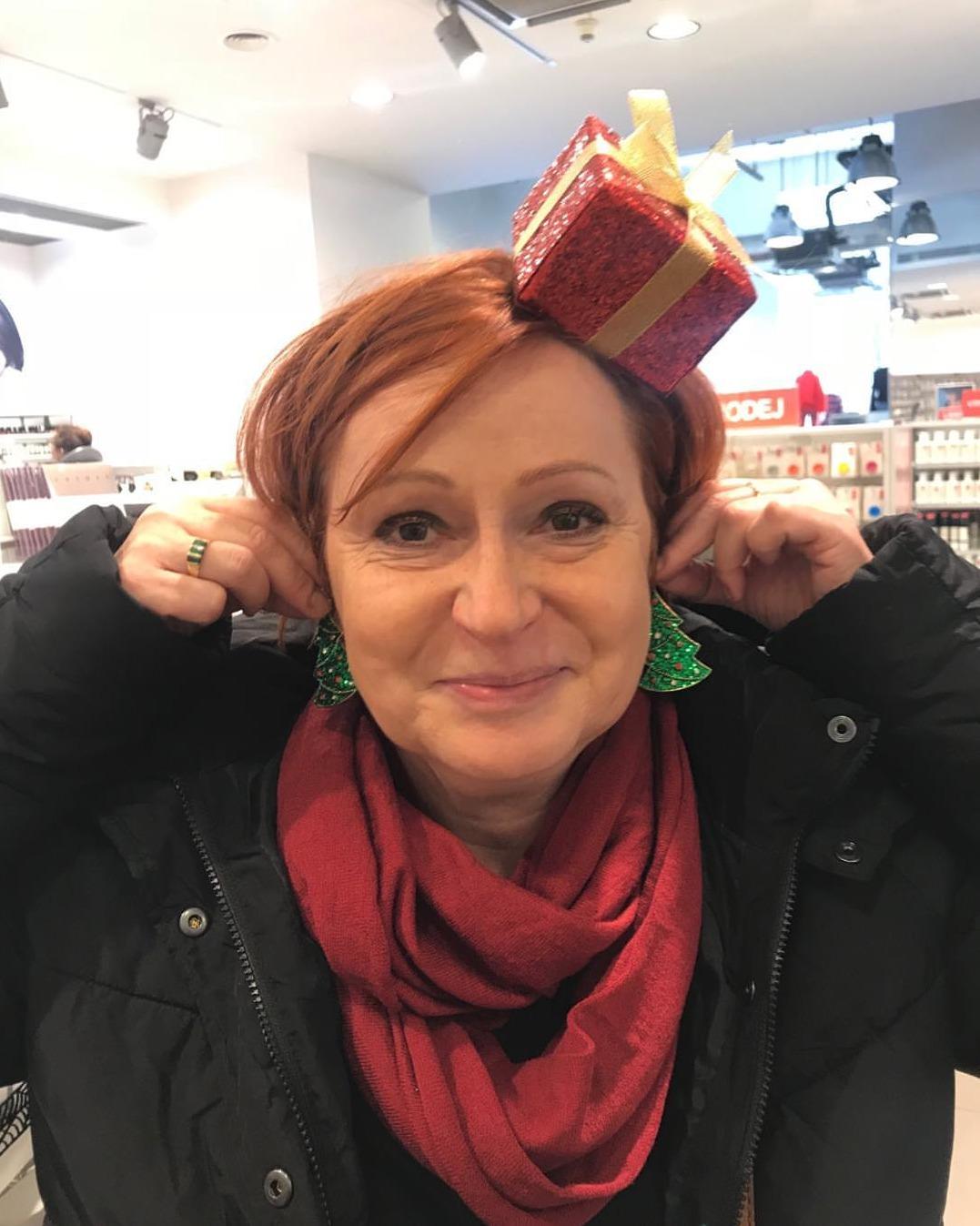 Maminka Marie Doležalové