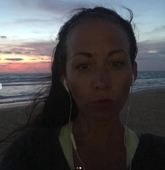 Agáta Prachařová utekla v červnu před problémy do Izraele.