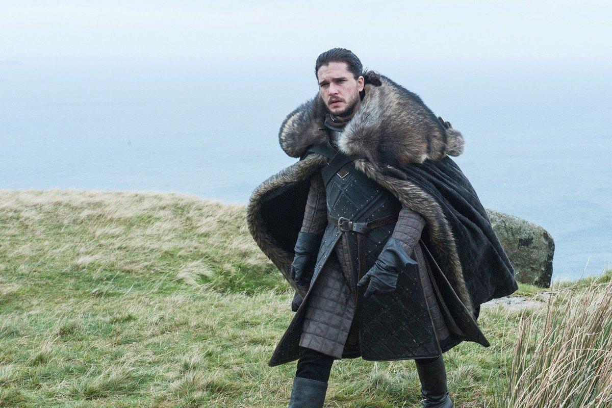 Herec Kit Harington se proslavil jako Jon Snow v seriálu Hra o trůny
