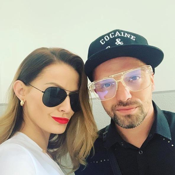 Šárka Vaňková a Standa Dolinek