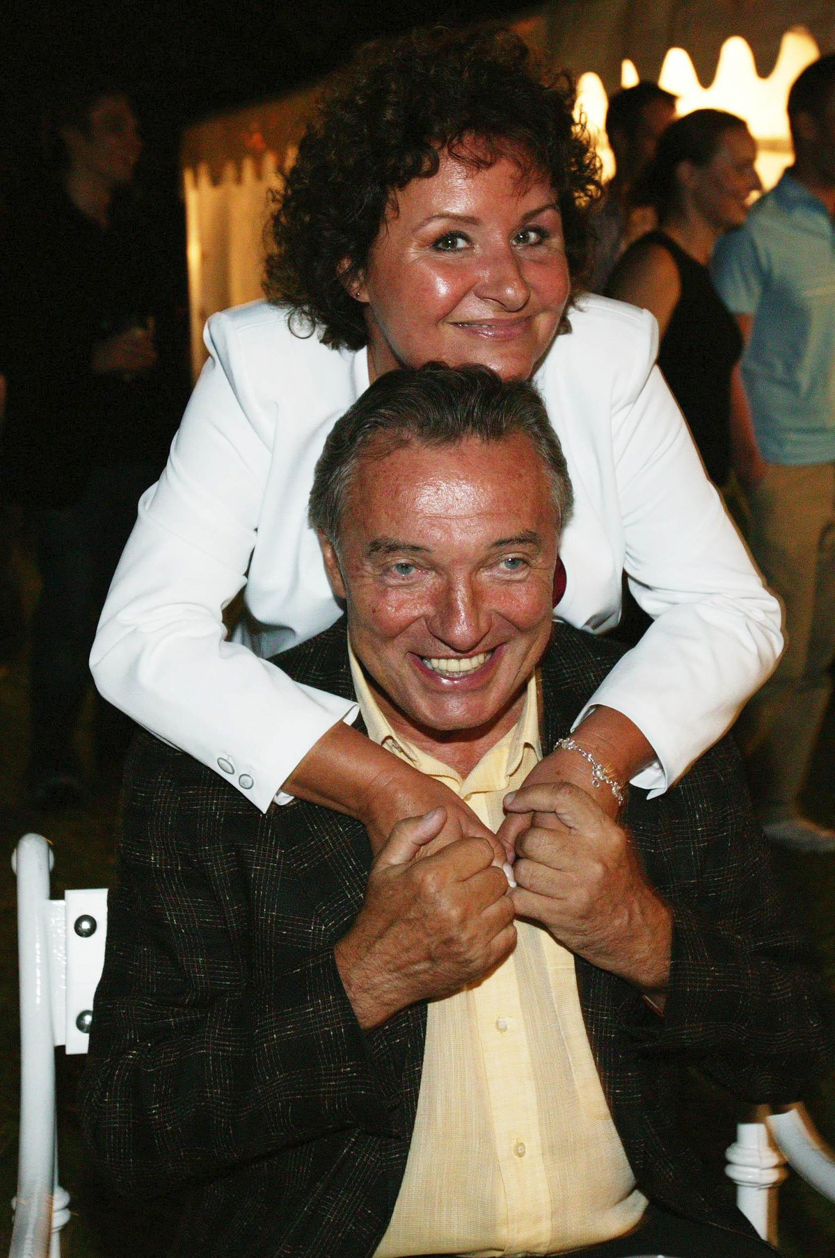 2005: Karel Gott a Jitka Zelenková.
