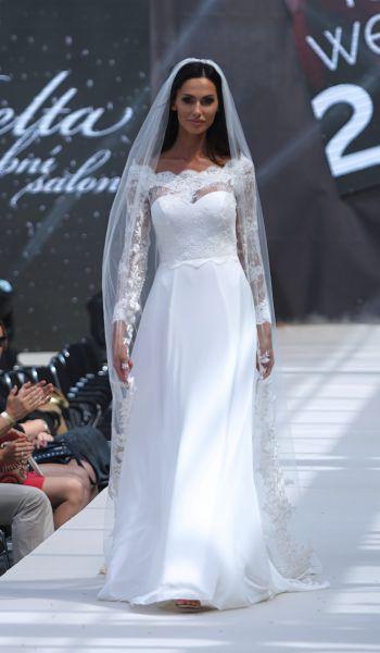 Eliška by byla krásná nevěsta.