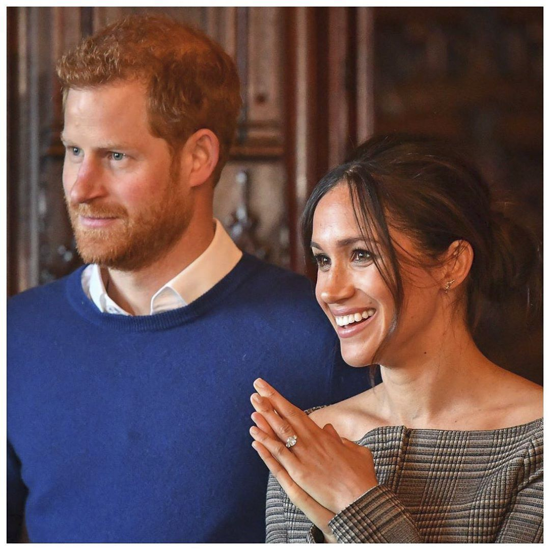 Harry a Meghan oznámili cestu do Afriky