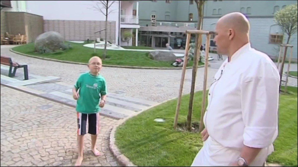 Kluk s kamením se svého času stal televizní hvězdou, když se mu dokonale podařilo rozhodit Zdeňka Pohlreicha.