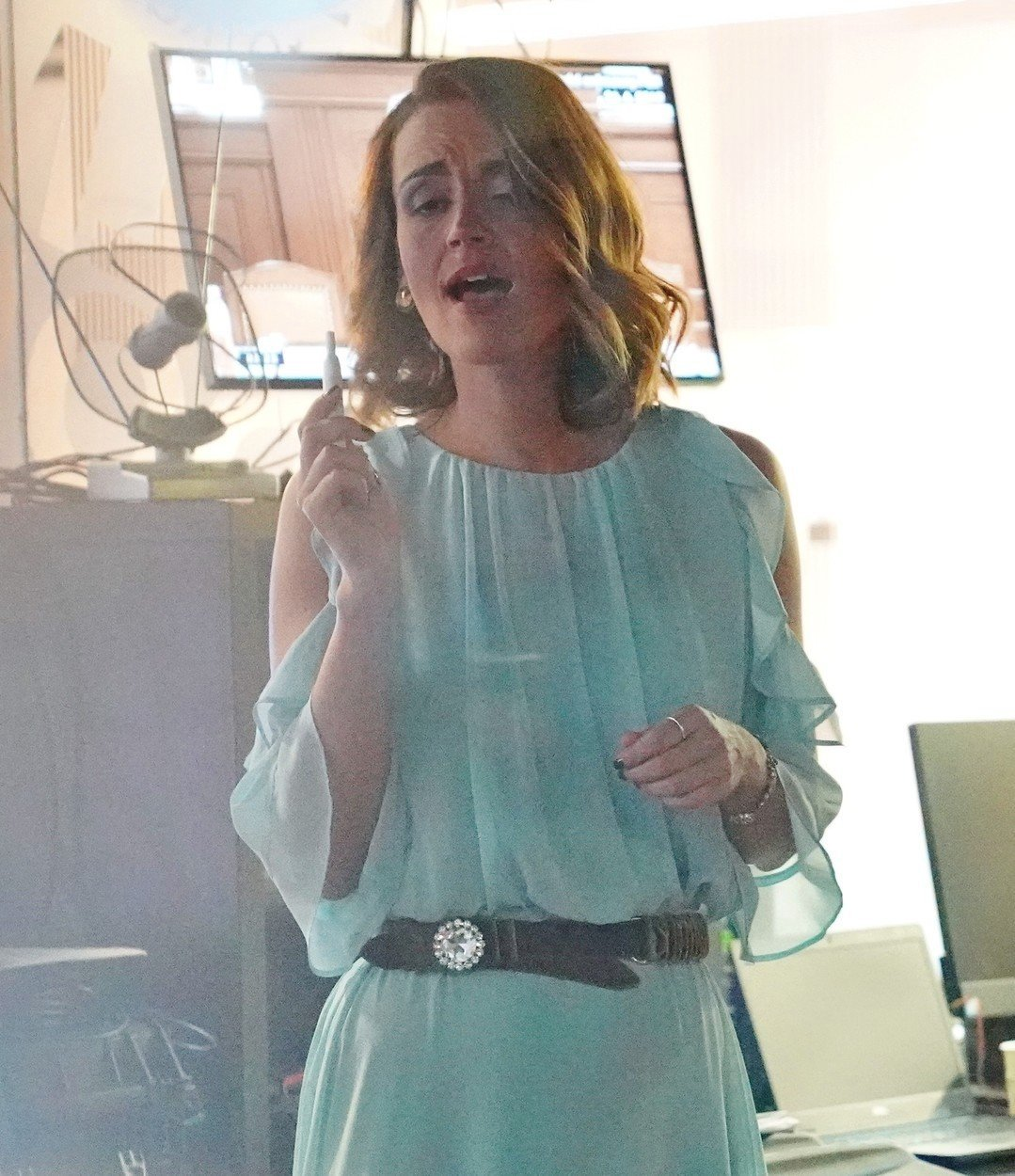 Daniela Písařovicová řádila na festivale v Karlových Varech