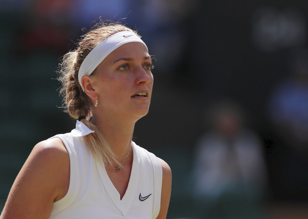 Kvitová se letos účastní slavného Wimbledonu již podvanácté