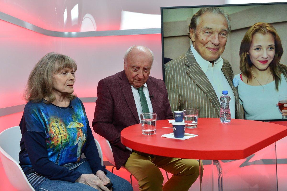 Eva Pilarová a Felix Slováček