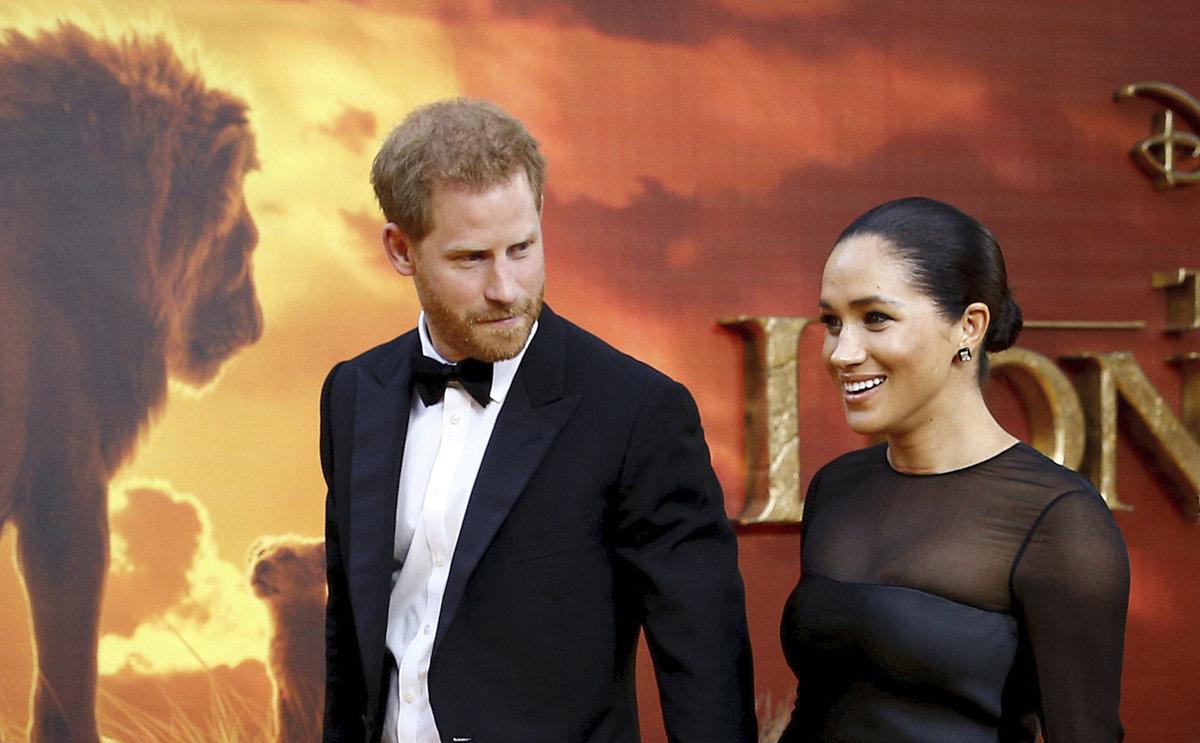 Londýnská premiéra Lvího krále byla vskutku královská!