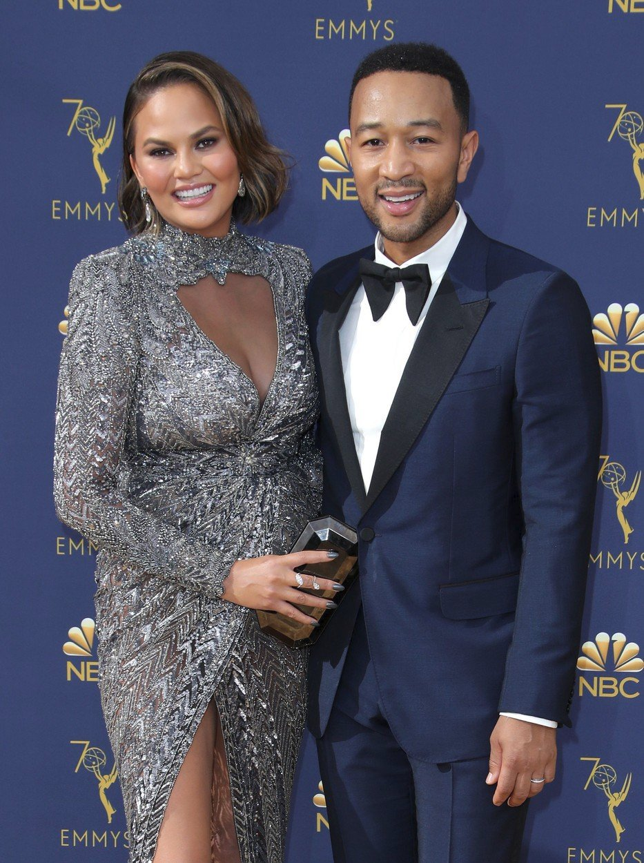 Chrisy Teigen John Legend
