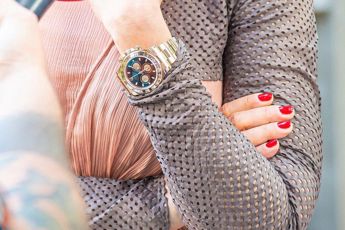 Dara Rolins dorazila na křest alba zpěvačky Dominiky Mirgové bez podprsenky a v hodinkách skoro za milion!