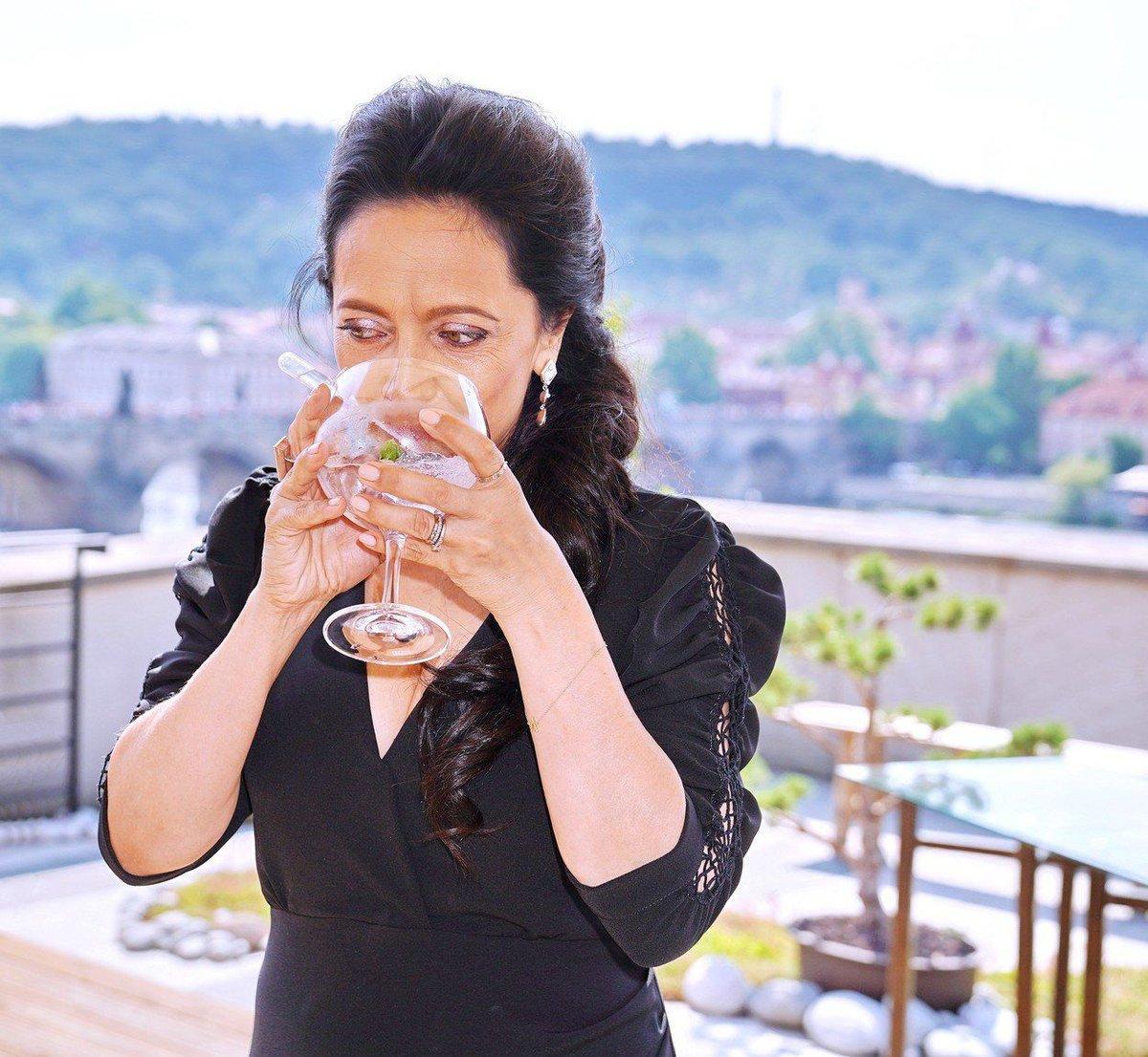 Lucie Bílá přestala pít alkohol