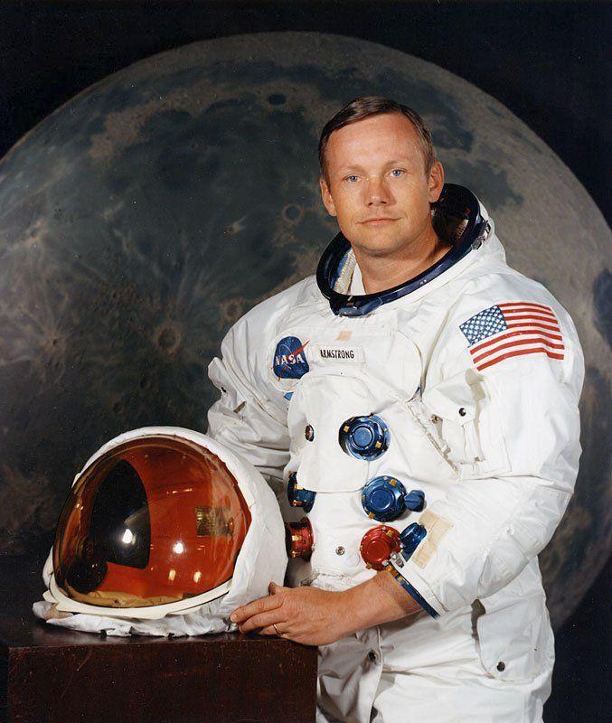 Neil Armstrong se do historie zapsal jako první člověk, který dobyl Měsíc.
