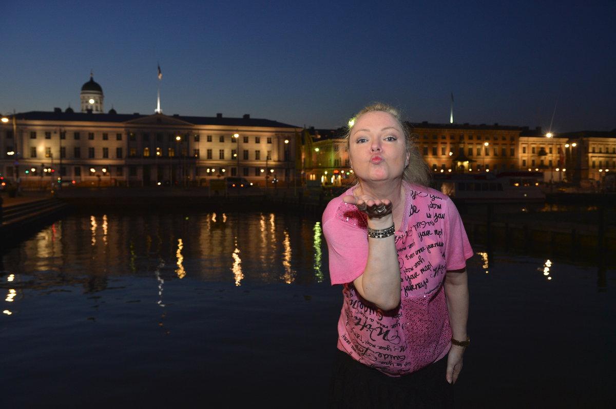 Dominika Gottová ve Finsku