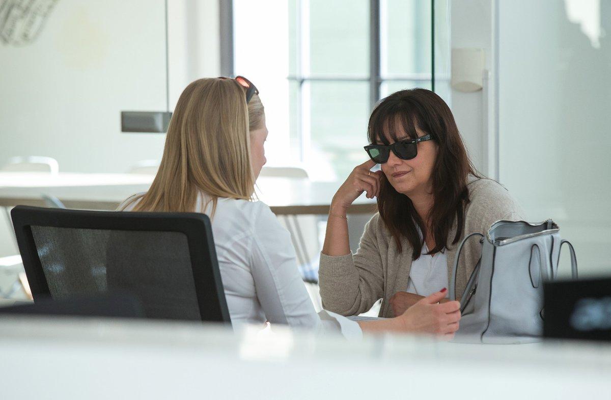 Tereza Brodská ve filmu Nevidím, neslyším z cyklu Jak si nepokazit život