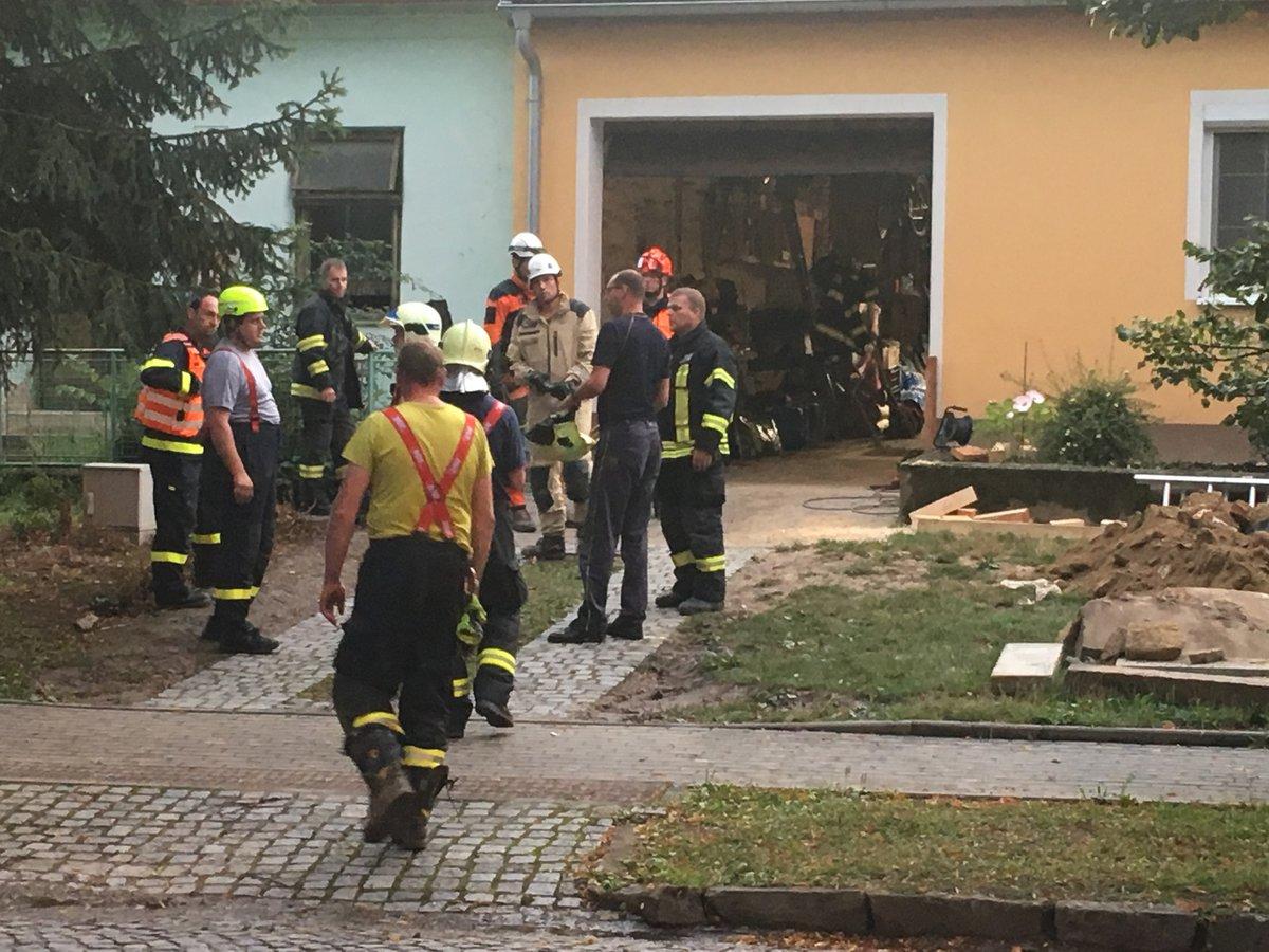Dramatický boj o život mladíka zasypaného ve studně na jihu Moravy