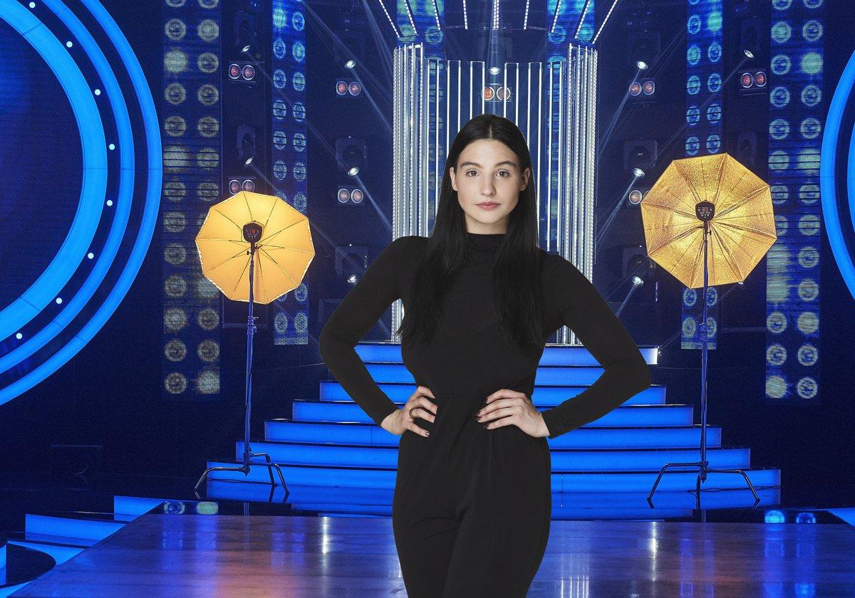 Kateřina Marie Fialová v pořadu Tvoje tvář má známý hlas