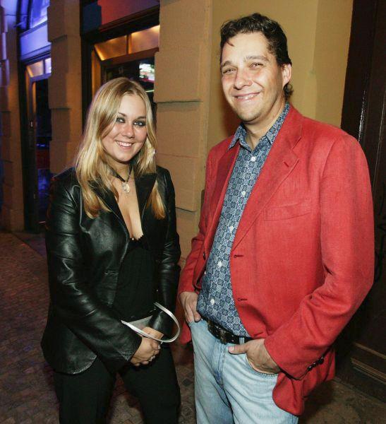 2006 Klára a Patrik jen pár měsíců před rozchodem.