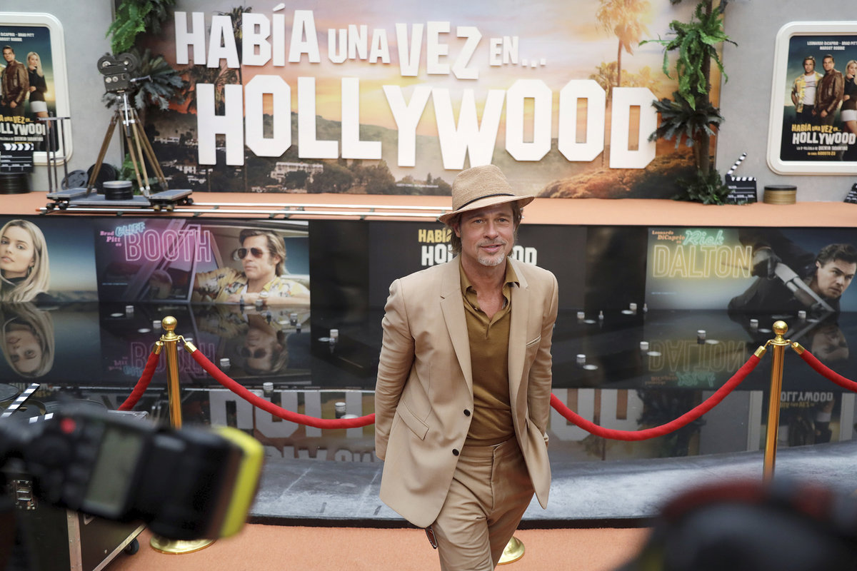 Nejnovější film Quentina Tarantina Tenkrát v Holywoodu