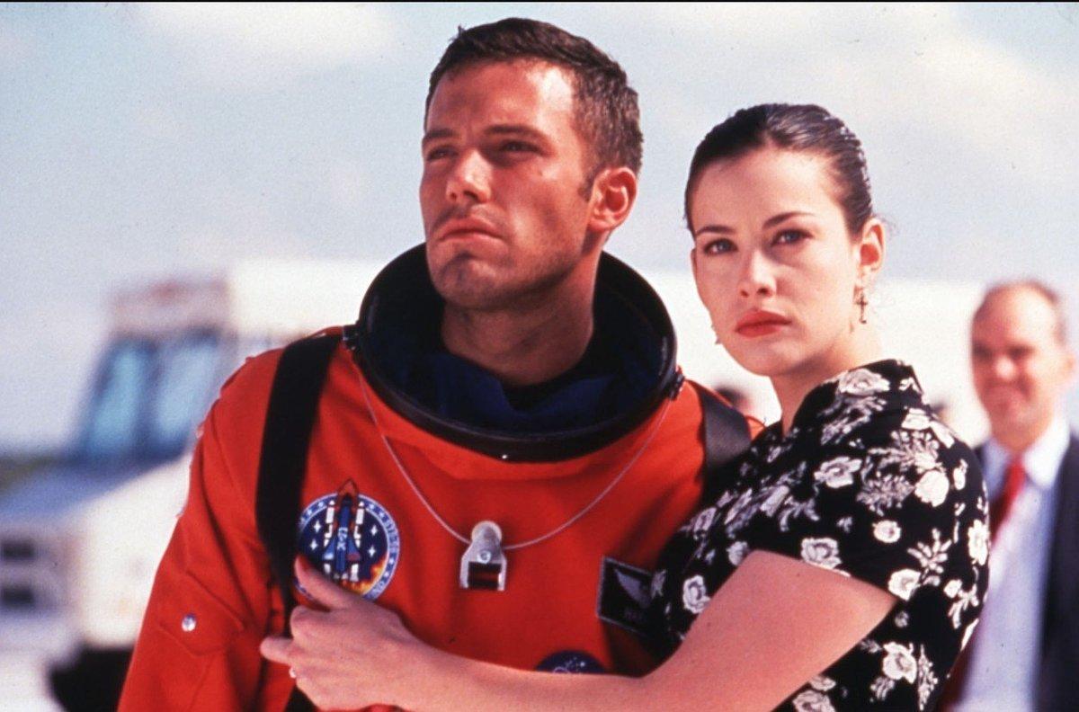 Bena Afflecka proslavila role astronauta ve filmu Armageddon.