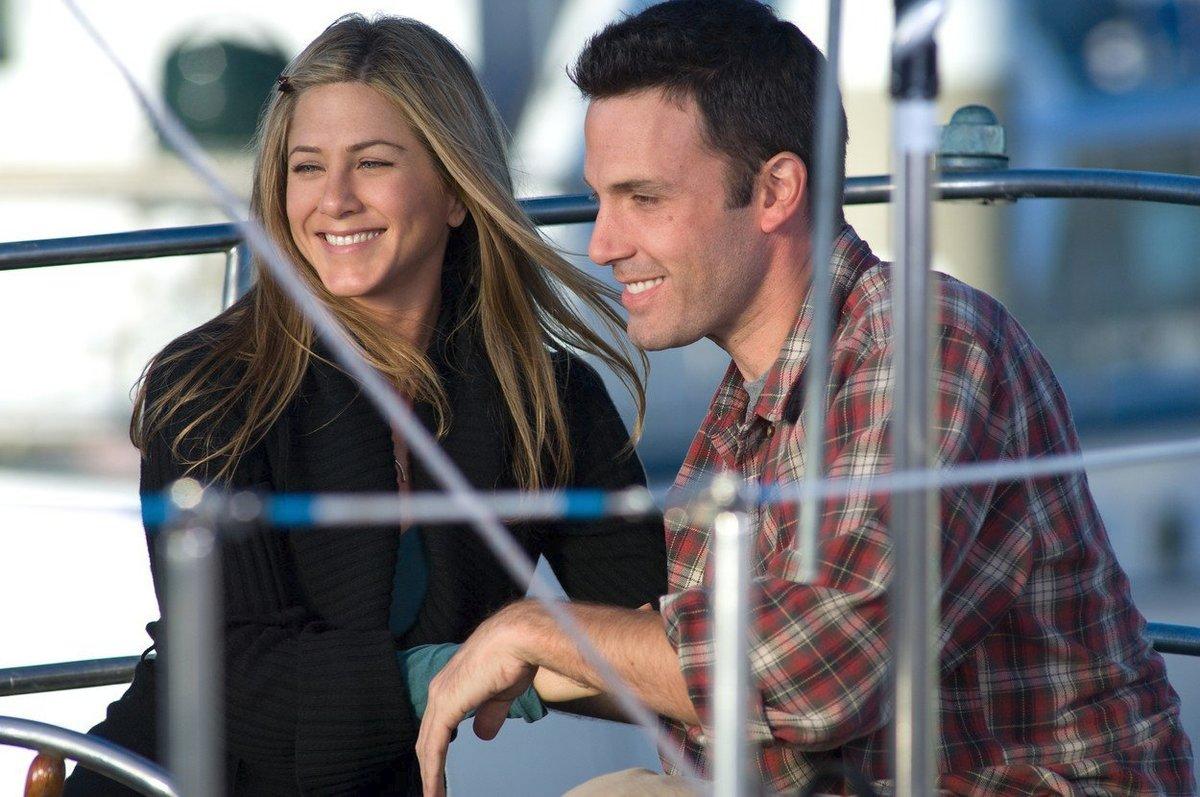 Zahrál si i s Jennifer Aniston ve filmu Až tak moc tě nežere.