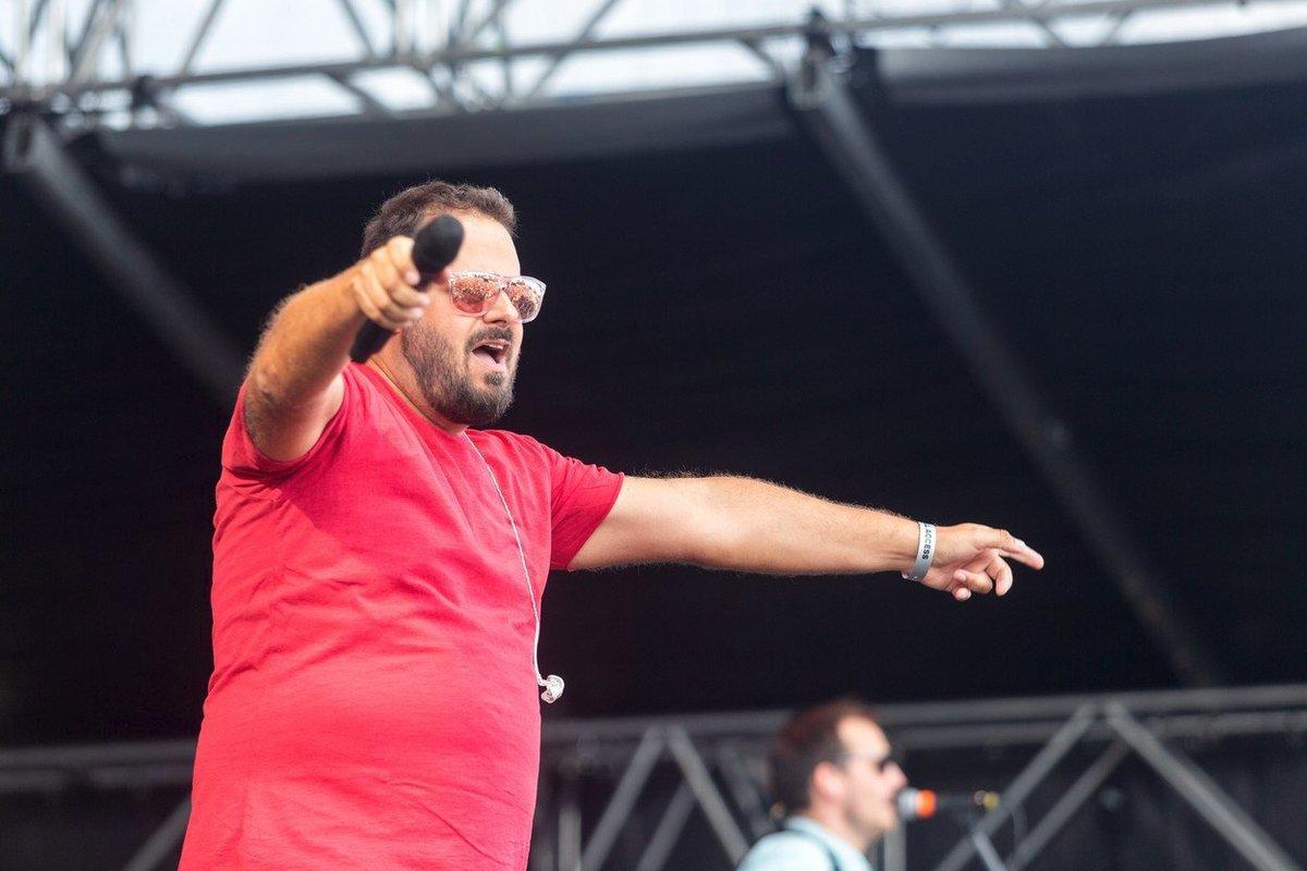 Xindl X na letošním hudebním festivalu v Olomouci