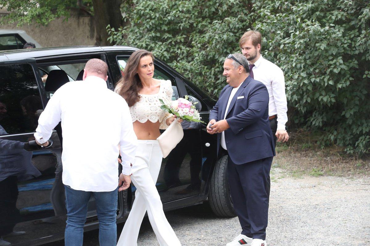 Svatba Libora Boučka: Patrik Hezucký