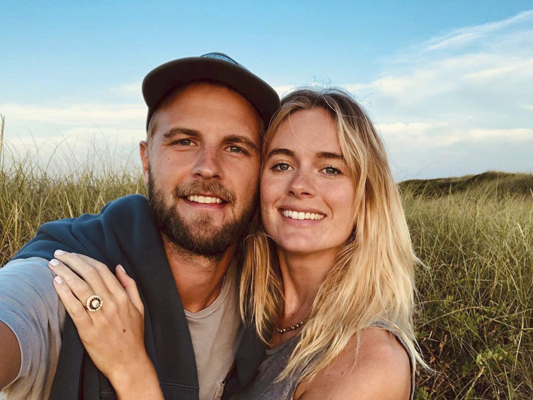 Harry Wentworth-Stanley a Cressida Bonas jsou zasnoubeni