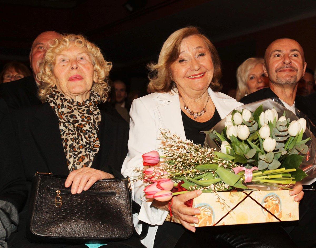 Zorka Kohoutová s maminkou Dagmar Havlové