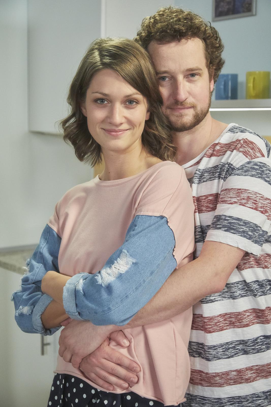 Magda a Eddie