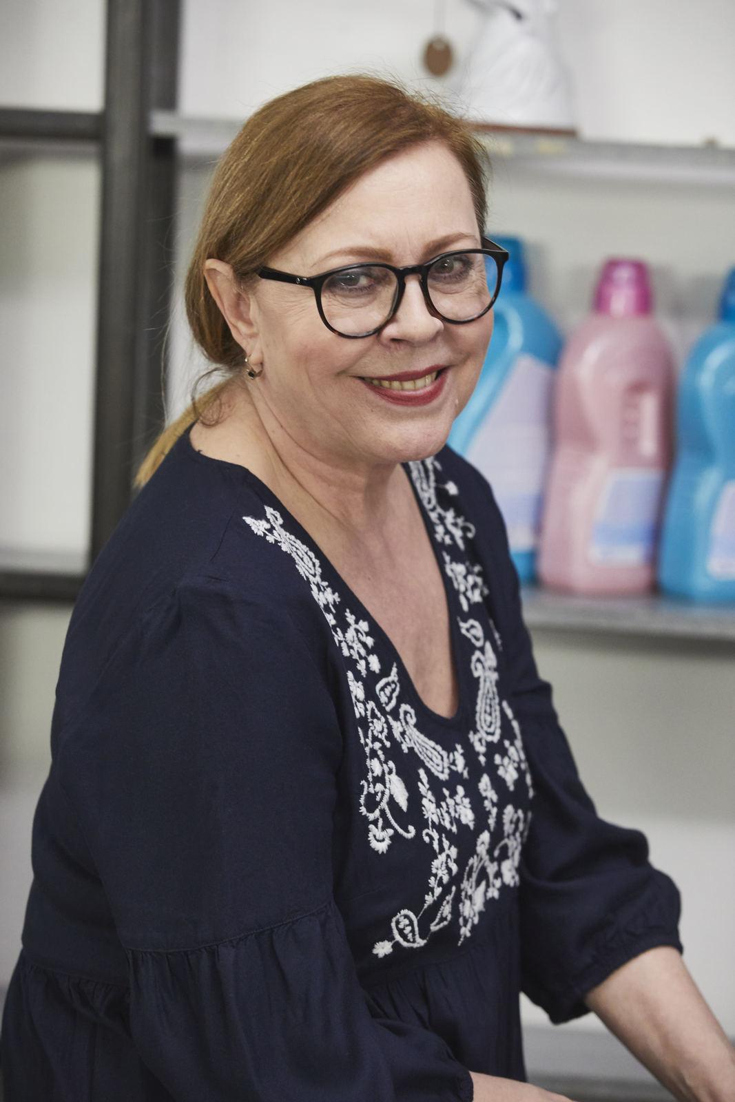 Marta Sládečková - nová postava Lubica