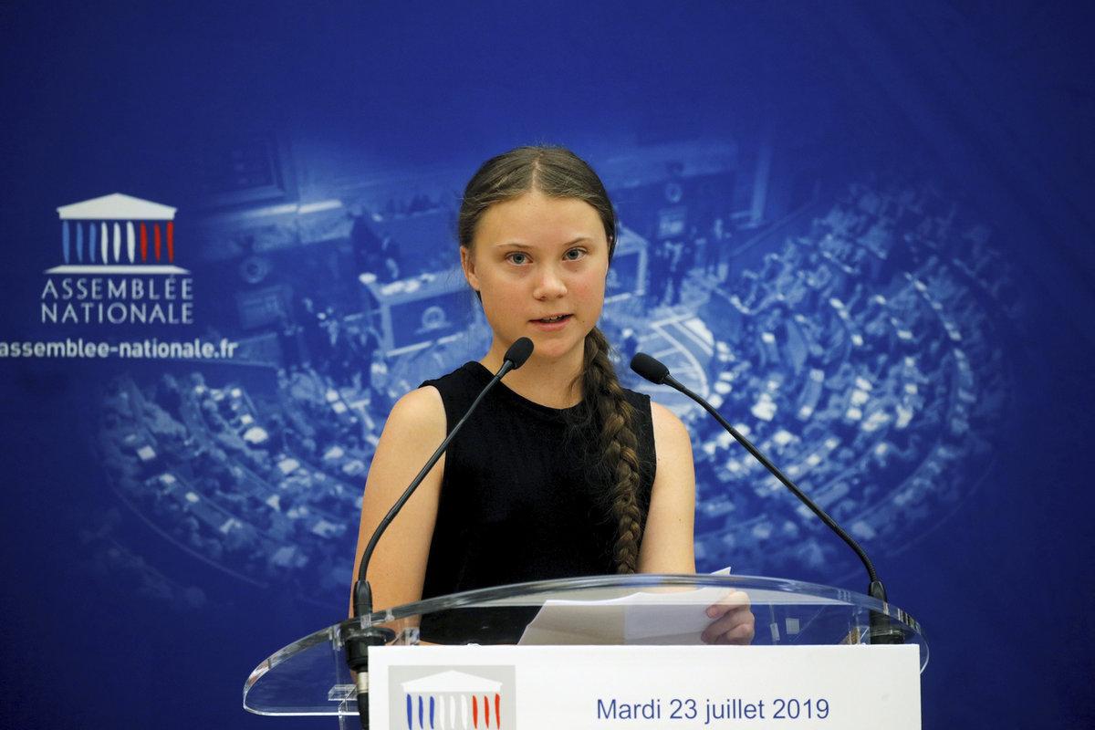Greta Thunbergová