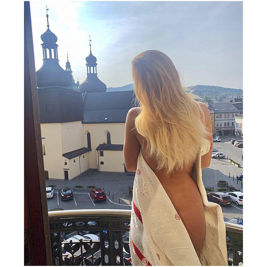 Bára Mottlová tentokrát ukázala na instagramu více než obvykle