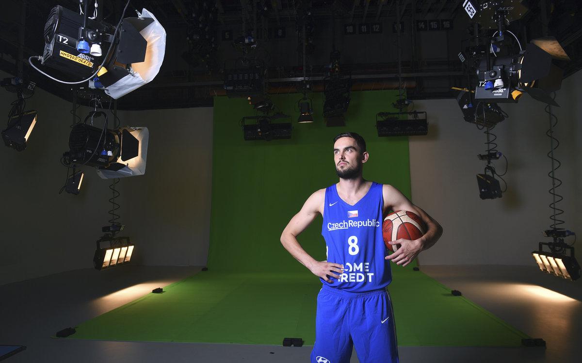 Tomáš Satoranský, jediná posila z NBA a nejlíp placený český sportovec, se šampionátu v Číně nemůže dočkat.