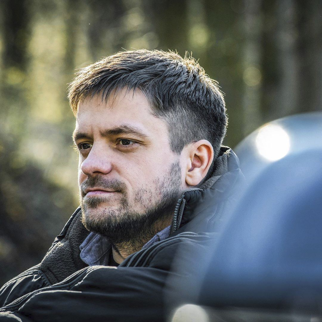Jiří Mádl v seriálu Sever