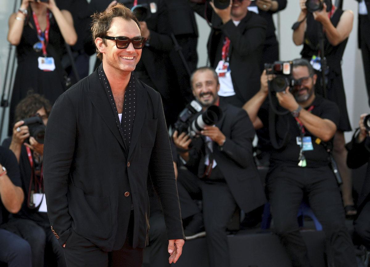 Benátský filmový festival 2019 navštívilo mnoho celebrit.