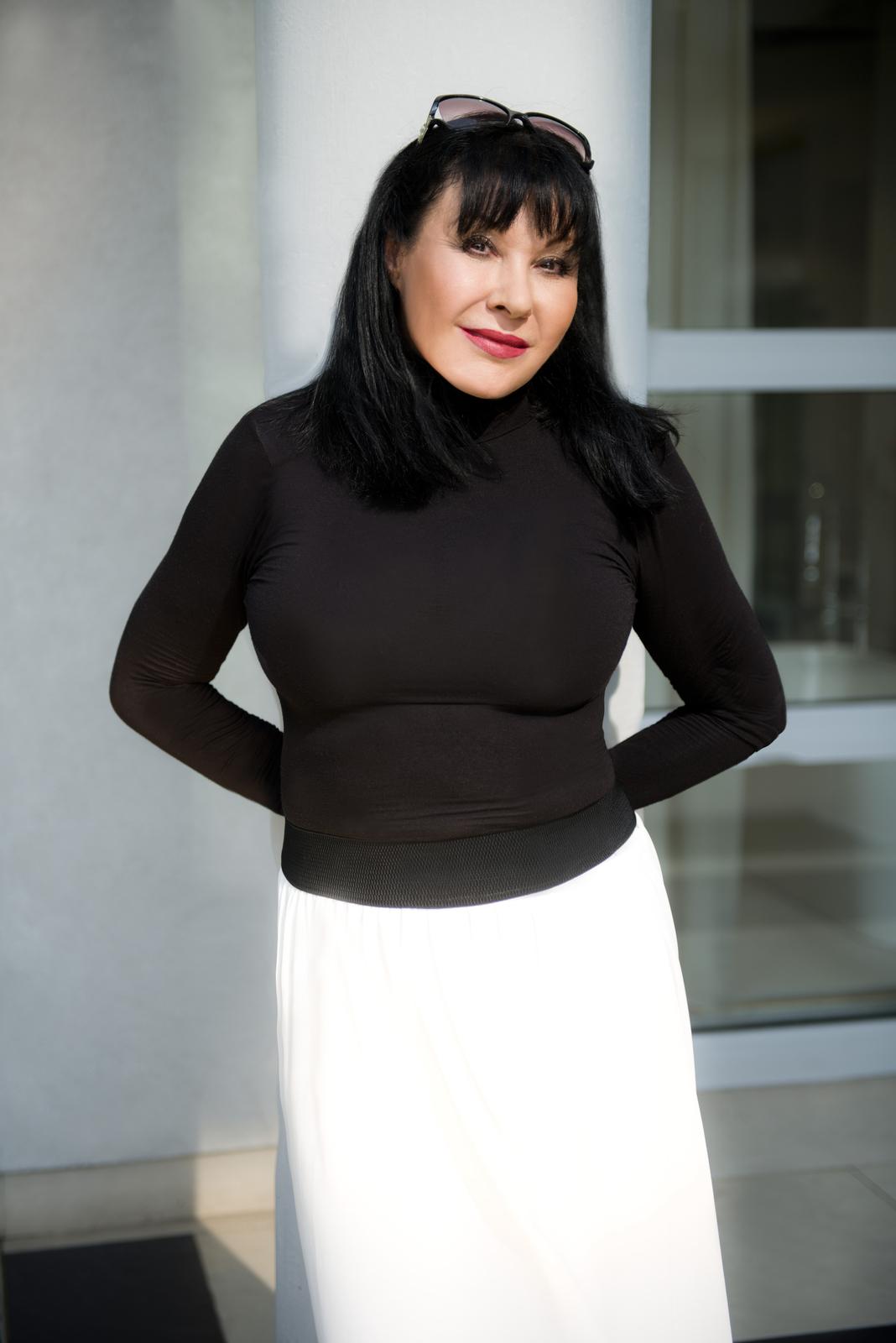 Dagmar Patrasová zhubla osm kilo
