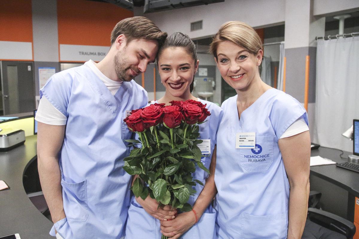 Rozloučení s Evou Burešovou / zdravotní sestřičkou Petrou bude emotivní