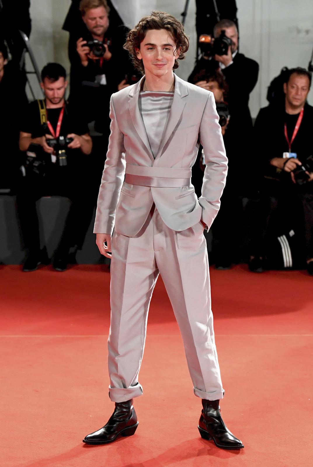 Benátský filmový festival navštívilo mnoho celebrit.