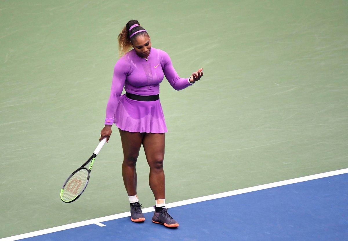 Sereně Williamsové se ve finále US Open proti mladé Biance Andreescuové z Kanady vůbec nedařilo
