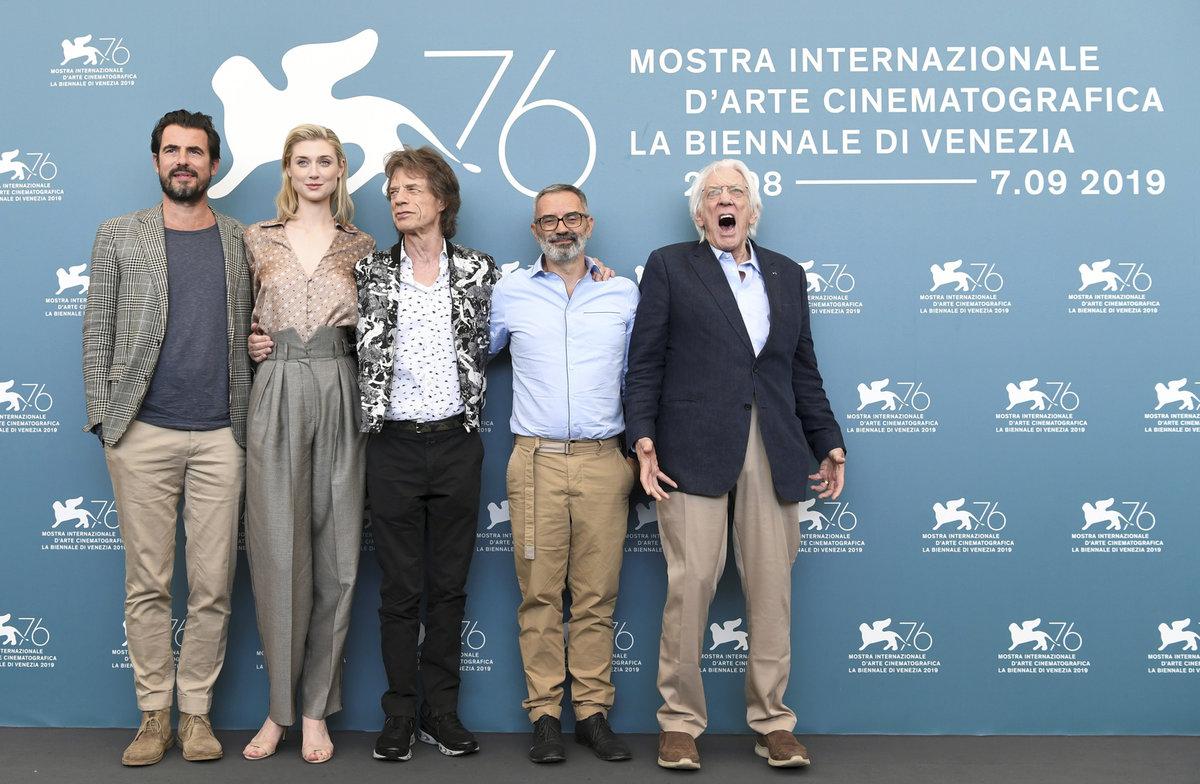 Benátský filmový festival 2019.