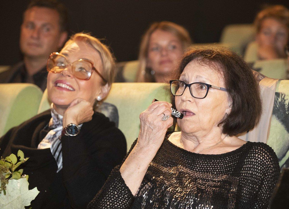 Dagmar Havlová a Marta Kubišová